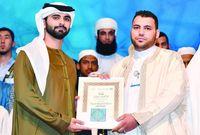 يشغل منصب رئيس نادي دبي الدولي للرياضات البحرية