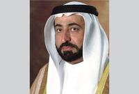 وهو ثاني الأبناء الذكور للشيخ سلطان القاسمي حاكم إمارة الشارقة
