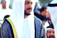 ليصبح هو الابن الذكر الوحيد المتبقي للشيخ سلطان القاسمي