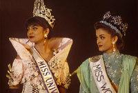 دخلت عالم الفن بعد أن كانت تعمل كعارضة أزياء وحصولها على لقب ملكة جمال العالم عام 1994