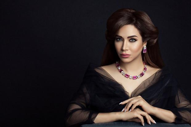 لجين عمران.. إعلامية سعودية ولدت في مدينة الجبيل شرقي السعودية في 26 أكتوبر 1977