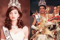سوشميتا سين تم تتويجها بلقب ملكة جمال الكون عام 1994