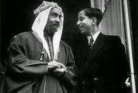الملك فيصل هو آخر أفراد سلاسة الأسرة الهاشمية الحاكمة للعراق