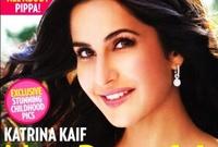 """تصدرت """"كاترينا"""" قائمة اجمل امرأة في الهند حسب مجلة """"People"""" العالمية وظهرت علي غلاف المجلة"""