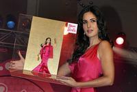 هي الممثلة الهندية الوحيدة التي تمّ تصميم لعبة باربي تشبهها ويطلق عليها أسم كاترينا باربي بوليوود