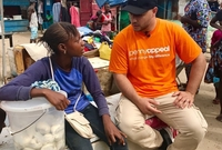 يعد ماهر زين من البارزين في مجال الأعمال الخيرية حيث يعد أحد الناشطين في هذا المجال ويقوم بزيارة عدد من الدول والمناطق المختلفة من وقت لآخر للمشاركة في الأعمال الإنسانية