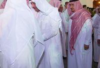 الأمير أحمد بن عبدالعزيز والأمير محمد بن نايف بن عبدالعزيز