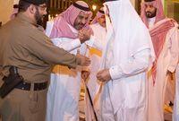 """الأمير """"أحمد بن عبدالعزيز"""" ولي العهد الأمير """"محمد بن سلمان"""""""