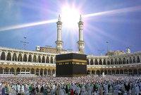الرخام يساعد الحجاج على الطواف والصلاة في المسجد خاصة في أيام الصيف شديدة الحرارة حيث يخفف عليهم من حرارة الجو بفضل بردوته
