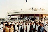 وفي عام 1973 انضمت إمارة رأس الخيمة للاتحاد ليصبح مجموع الإمارات 7، وأصبح الشيخ زايد بن سلطان أول مؤسس لفيدرالية عربية حديثة