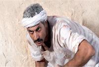 """لقطة من دوره في فيلم """"كف القمر"""" الذي أخرجه خالد يوسف"""