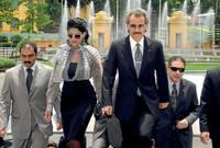 تزوجت أميرة من الأمير الوليد بن طلال آل سعود عام 2008 وكان مهرها قيمته 25 مليون ريال سعودي، اشتهر الثنائي خلال زواجهما لظهورهما سويا في المناسبات واللقاءات مع شخصيات هامة عالميًا أبرزها الملكة إليزابيث ملكة بريطانيا والأمير فيليب ولي عهد بريطانيا