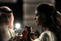 اشتهرت الأميرة عالميًا كذلك من خلال ظهورها بشكل متواصل على محطات ووسائل إعلام عالمية مثل محطة CNN العالمية ومحطة NBC بجانب مجلات شهيرة مثل Time الأمريكية