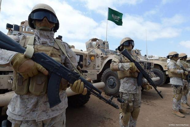 يعد الجيش السعودي أحد أقوى الجيوش النظامية في العالم حيث يحتل مراكز متقدمة في التصنيفات العسكرية المختلفة