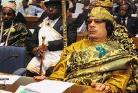 وفي المقابل نصب القذافي نفسه ملكًا لملوك أفريقيا وصنع زيًا خاصًا بهذا اللقب