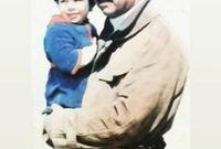 حلا .. الابنة الأصغر للرئيس صدام من زوجته ساجدة