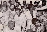 صور أتباع العتيبي الباقين على قيد الحياة إثر إلقاء القبض عليهم