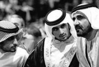 درس الشيخ فى دبى وتخرج في مدرسة راشد الخاصة، ثم انتقل إلى أكاديمية ساندهيرست العسكرية الملكية البريطانية وتخرج منها عام 2002، وعرف بشغفه وحبه للرياضة وخاصة ركوب الخيل، وحقق إنجازات وبطولات عالمية وقارية