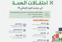حيث سيقام ملتقى الهمة في المدينة المنورة وتبوك يوم 19 من سبتمبر، في حين يقام في أبها وبريدة يوم 21، وفي حائل يوم 23 سبتمبر.