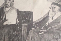 تزوجت عام 1904 من الأمير سعود الكبير بن عبد العزيز آل سعود والذي كان أحد أكبر مساعدي شقيقها في حروبه ومعاركه خلال رحلة توحيده للمملكة وأنجبت منه 3 أبناء هم الأمير محمد والأميرة حصة والأميرة الجوهرة