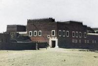 صور من قصر الشمسية الذي كان مقرًا للأميرة نورة