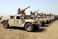 صور من مدرعات الجيش السعودي