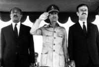 ليبيا شاركت أيضا في دعم مصر حيث أرسل القذافي سربين طائرات ولواء مدرع شاركوا مع الجيش المصري في الحرب، كما قدم مساعدات مالية قدرت بـ 170 مليون دولار
