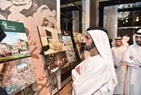أصبحت دبي في عهده أحد أشهر مدن العالم ومركزًا إقلميًا وعالميًا للسياحة بشتى أنواعها وشيد عدد ضخم من المباني وناطحات السحاب حتى باتت دبي أحد أكثر المدن الممتئلة بناطحات السحاب في العالم