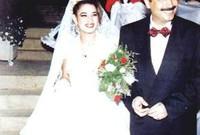 جاء سبب تغير ديانا حداد تغييرها لدينها بعد زواجها من رجل الأعمال والمخرج الإماراتي سهيل العبدول عام 1995