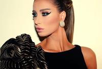 تم اختيارها ضمن أجمل 10 شخصيات نسائية في لبنان كما اختيرت ضمن أجمل 25 امرأة عربية