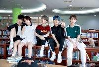بعد سلسلة من الإعلانات الترويجية، كانت انطلاقتهم في مارس 2019 مع ألبومهم المصغر«EP The Dream Chapter: Star»