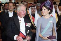 شارك في مراسم التنصيب نحو 2000 ضيف من 190 دولة من بينهم ملوك وأمراء العالم أبرزهم الأمير البريطانى تشارلز وولي عهد الأردن الحسين بن عبد الله الثاني