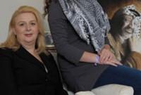 بعد تلك الخلافات بسبب المدرسة، وإسقاط الجنسية، غادرت سهى عرفات لتقيم في مالطا، وأعلن قاضي التحقيق في المحكمة الابتدائية التونسية أنه أصدر مذكرة اعتقال بحق سهى عرفات للاشتباه في تورطها في تجاوزات وفساد مالي أثناء فترة إدارتها للمدرسة
