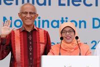 تعد حليمة يعقوب ثاني رئيس من عرقية الملايو في سنغافورة بعد يوسف إسحاق  وهي ثاني مسلم يتسلم المنصب بعد إسحاق أيضا في بلد لا يتعدى المسلمون بها الـ 14 %