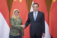 وتم اختيارها لتكون المتحدثة بإسم البرلمان السنغافوري عام 2014 لتكون أول إمرأة تشغل هذا المنصب قبل أن تأخذ خطوتها الكبر لتكون رئيسة دولة سنغافورة