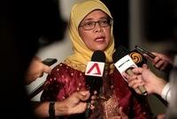 فازت حليمة يعقوب بكرسي رئاسة دولة سنغافورة في سبتمبر 2017 كمرشح أوحد بعد عدم ترشح أي مرشح أمامها لتصبح أول رئيسة مسلمة لسنغافورة