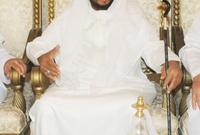 كان من أشد المهتمين بالحفاظ على تراث الإمارات وعاداته وتقاليده ورأس نادي تراث الإمارات وأولاه اهتمامًا ورعاية خاصة حتى سمي برجل التراث الأول