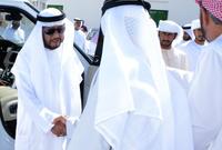 اهتم بالتعليم وساهم في تطوير الحياة الثقافية والعلمية في الإمارات من خلال إنشاءه للمراكز الثقافية والمكتبات كما كان يمتلك مكتبة خاصة عامرة بأمهات الكتب ونصوص التراث