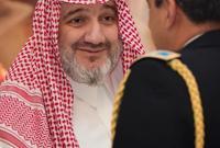 الأمير خالد بن طلال وهو ابنها الأصغر  .. وقد ولد عام 1962