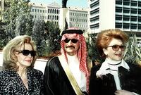 قال عنها الأمير الوليد بن طلال بأنها من أهم الأشخاص الذين ساهموا في تكوين شخصيته ومن أهم أسباب نجاحه ودفعه لإثبات ذاته في بداية حياته حتى وصل لما وصل إليه الآن