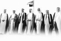 قرر الشيخ زايد تأسيس الاتحاد بشكل مبدئي يضم الإمارات الستة في 2 ديسمبر عام 1971 ليتم الإعلان عن تأسيس دولة جديدة هي دولة الإمارات العربية المتحدة