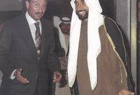 ساهمت الإمارات في نصر أكتوبر عام 1973 بعد تقديمها لمساعدات كبيرة لمصر كما كانت من أكثر الدول التي تقوم بمساعدة الدول العربية ويوجد في مصر أحد أكبر مدنها على اسم الشيخ زايد أول رئيس للإمارات