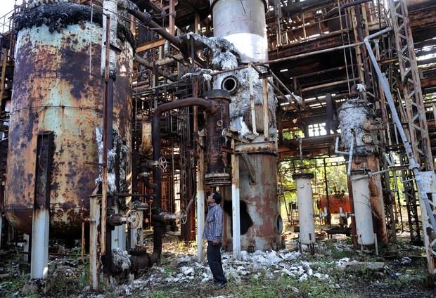 في يوم 3 ديسمبر عام 1984 شهدت الهند أحد أسوأ الكوارث الصناعية في التاريخ، وذلك عندما حصل انفجار في مصنع المبيدات لشركة يونيون كاربايد الأميركية بمدينة بوبال