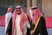 الأمير سعود بن خالد بن طلال والأمير سعود بن سلمان بن عبدالعزيز