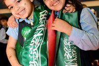أول إجازة سيحصل عليها الطلاب السعوديين إجازة منتصف العام الدراسي من يوم الخميس الموافق 2 يناير وحتى السبت 18 يناير