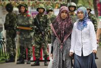 تحظر الصين على مسلمي الإيغور ممارسة الشعائر الدينية الإسلامية كما قامت بمصادرة جميع المصاحف وسجاجيد الصلاة وغيرها من المتعلقات الدينية للمسلمين هناك