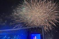"""النجم المصري العالمي عمرو دياب كانت له ليلة مميزة في اليوم الثالث من """"مدل بيست"""""""
