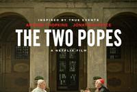 فيلم the two popes من بطولة النجم أنطوني هوبكينز
