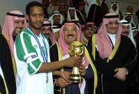 كما يعد من أكثر اللاعبين السعوديين تتويجًا حيث حصد ما يزيد عن 34 لقبًا خلال مسيرته الكروية الحافلة