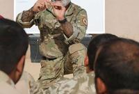 تستخدمها القوات الأميركية لتدريب قوات البشمركة الكردية